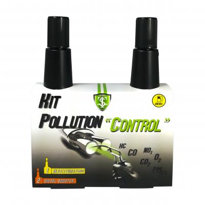 "Kit Pollution ""Control"" Diesel 2 X350ml"