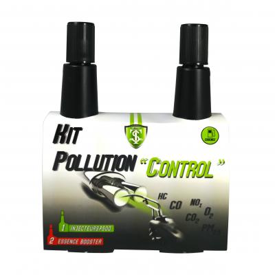 "Kit Pollution ""Control"" Essence 2 X350ml"