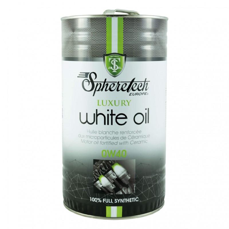 WHITE OIL 0W40 5L