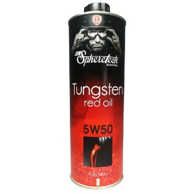 TUNGSTEN RED OIL 5W50 1L